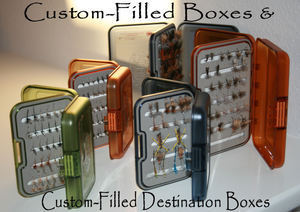 Custom Fly Boxes