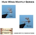 Mayfly - Hun Wing Series - Mayfly - Hun Wing Series